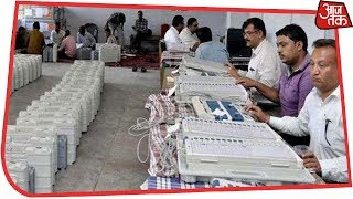 Counting Underway In All The Five States; First Results In A Few Minutes