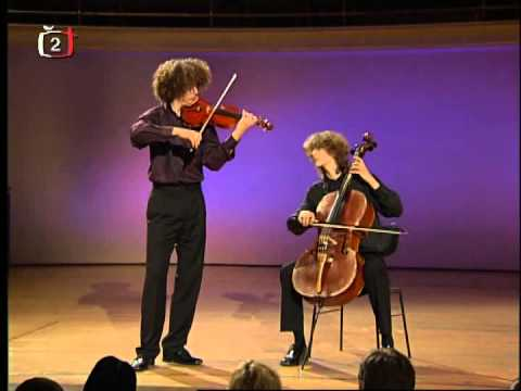 Violin and Cello Duet