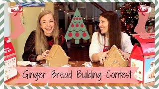 Making Gingerbread Houses Thumbnail