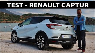 Test - Renault Captur (2020)