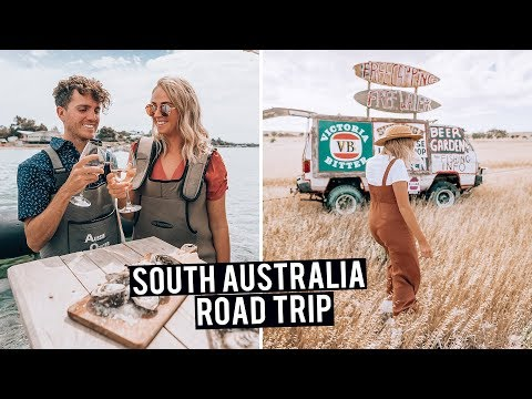 Australia's Must Do Road Trip | Eyre Peninsula, South Austra