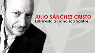 Julio Sánchez Cristo entrevista a Francisco Santos