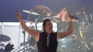 Skillet - Intro / Hero - Live - Rock The Park (Carowinds) - June 15, 2013 - 1080p