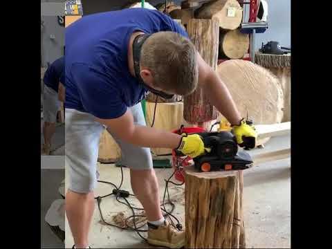 Leveling stump