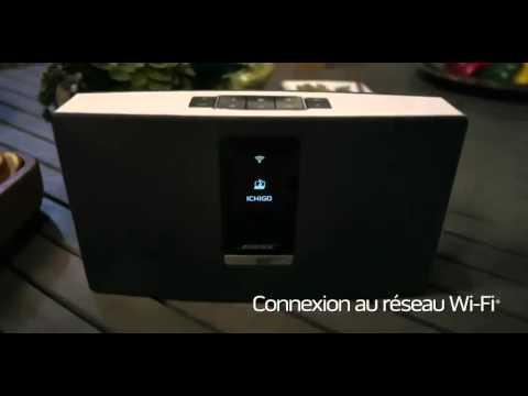BOSE SOUNDTOUCH PORTABLE WI-FI - Enceinte sans fil - Vidéo produit Vandenborre.be