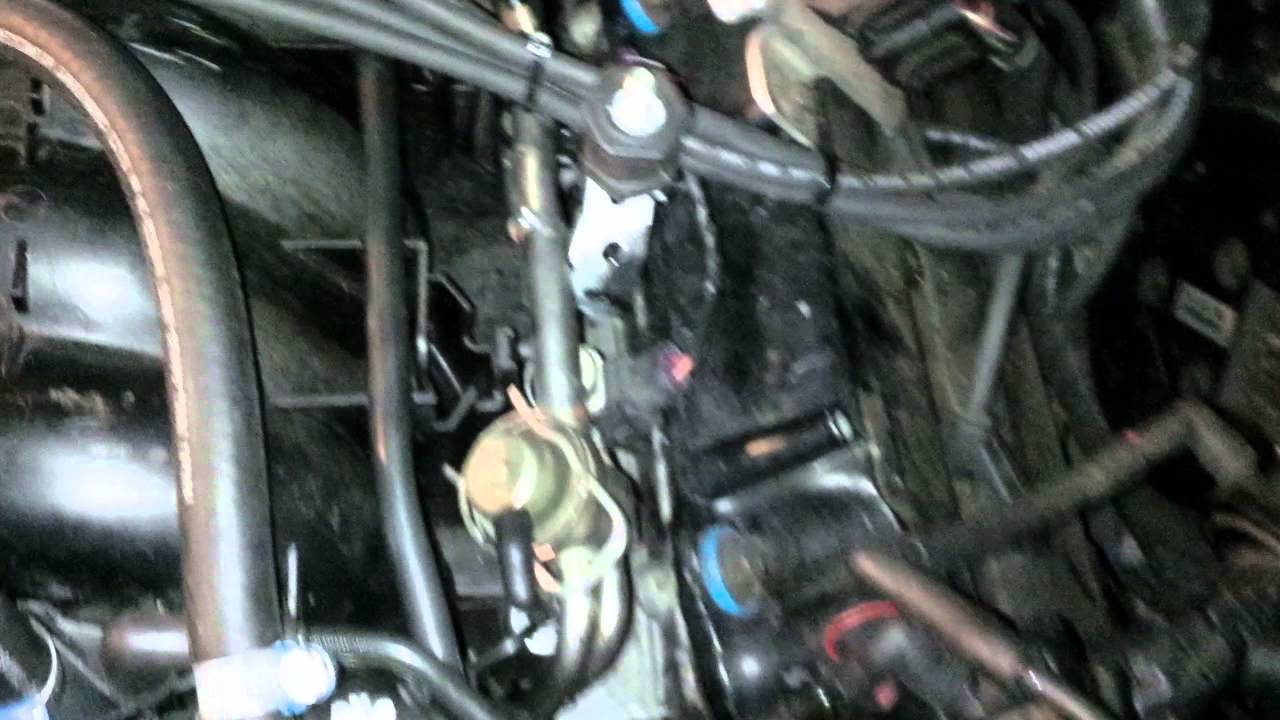 small resolution of cadillac seville sls 1997 leaking intake manifold