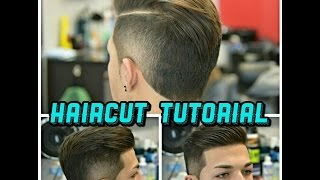 How to do the Underburst Haircut! shadow burst fade pomp mohawk?