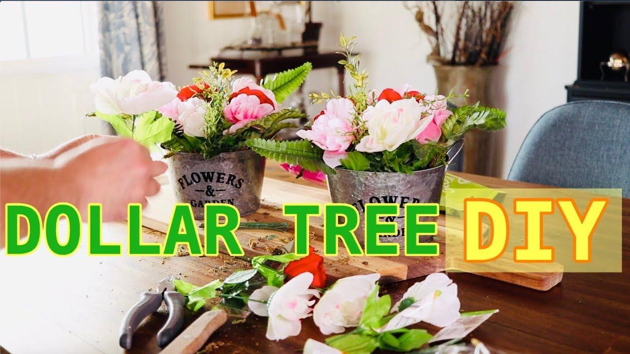Dollar Tree Valentines Day Centerpiece Under 10 Dollars Diy Ideas