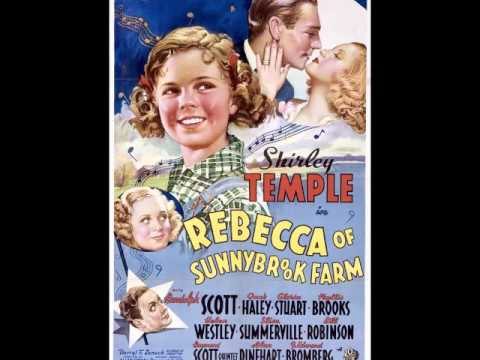 Shirley Temple Rebecca Of Sunnybrook Farm OST Soundtrack