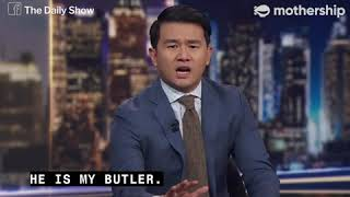 Ronny Chieng Roasted Trevor Noah On The Daily Show