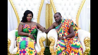 Love With A Traditional Touch (Kwabena & Comfort)