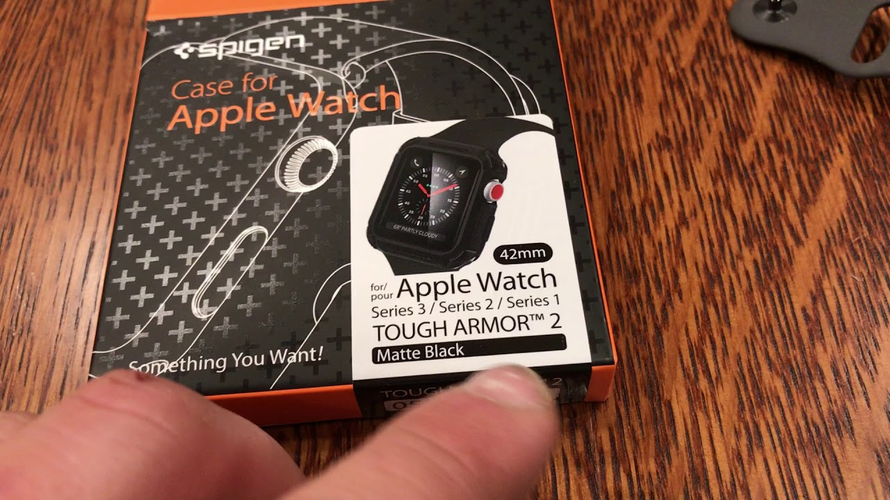 save off a8d4a fb677 How to put on a Spigen iWatch Apple Watch Protector on