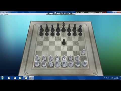 Единични игри:Шах