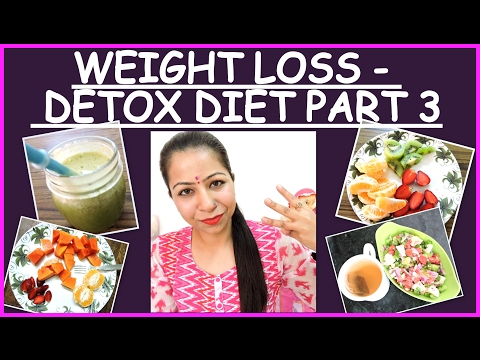 Detox Diet Plan for Weight Loss  How to Quick Weight Loss with Detox Diet Recipes