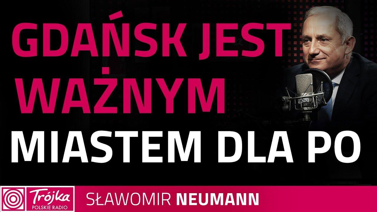 Sławomir Neumann: Adamowicz powinien wstrzymać się z kampanią