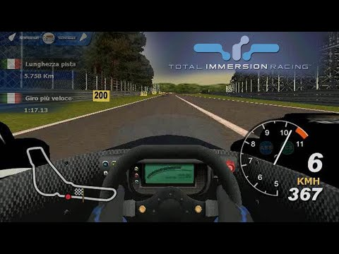 Total Immersion Racing (PC): Monza Hot Lap con Lister Storm LMP