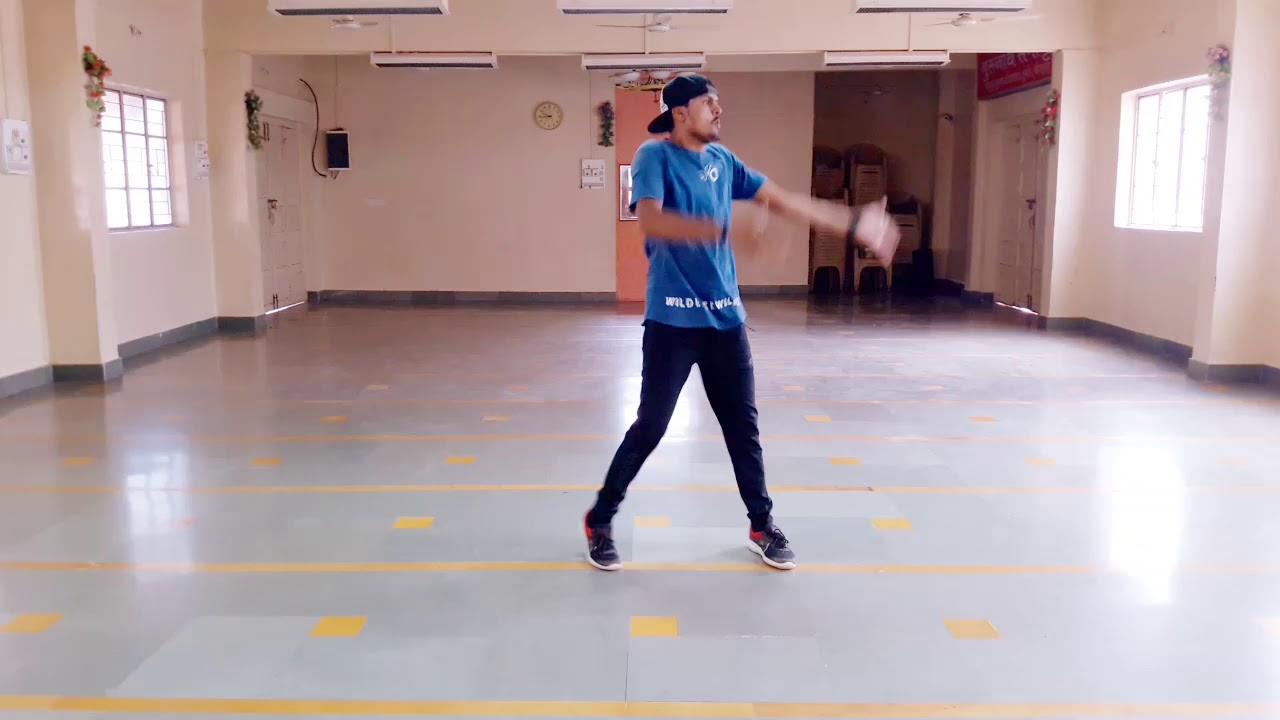 Jumme Ki Raat Hai Dubstep Popping Dance POPMONSTER AJ STYLE