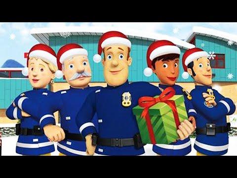 Пожарный Сэм 🌟❄️ Счастливого Рождества 🎄 мультфильм для детей