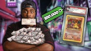 Spending $1,000,000 In Tokyo In 1 HOUR