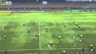 Goiás 3 x 0 Coritiba - Campeonato Brasileiro 2014