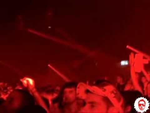 Justice (Laurent Garnier - The Sound Of The Big Babou) live @ I Love Techno 2008