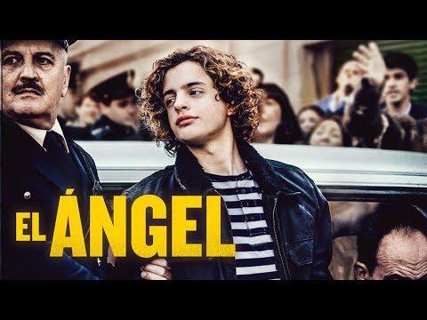 El Ángel   Primer trailer   9 de agosto - Solo en cines