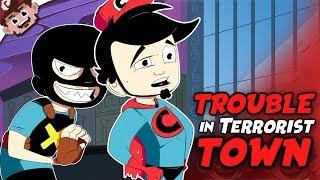 THE SUPER HERO DILEMMA! | Exploding Friendships! (Garry's Mod: TTT)