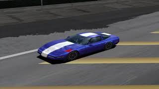 272 - Chevrolet Corvette Grand Sport - High Speedring - Race - Gran Turismo 1997 PSX Games