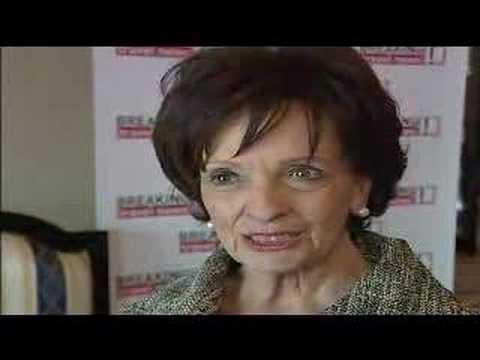 Marilyn Carlson at WTTC 2008 @ WTTC 2008