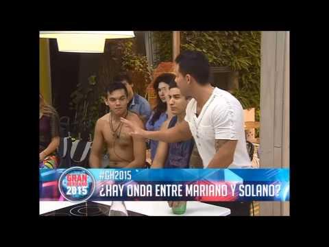 ¿Qué pasa entre Solano y Mariano?
