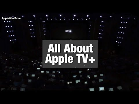 Apple TV Plus: All About New Streaming Service | Apple Event 2019