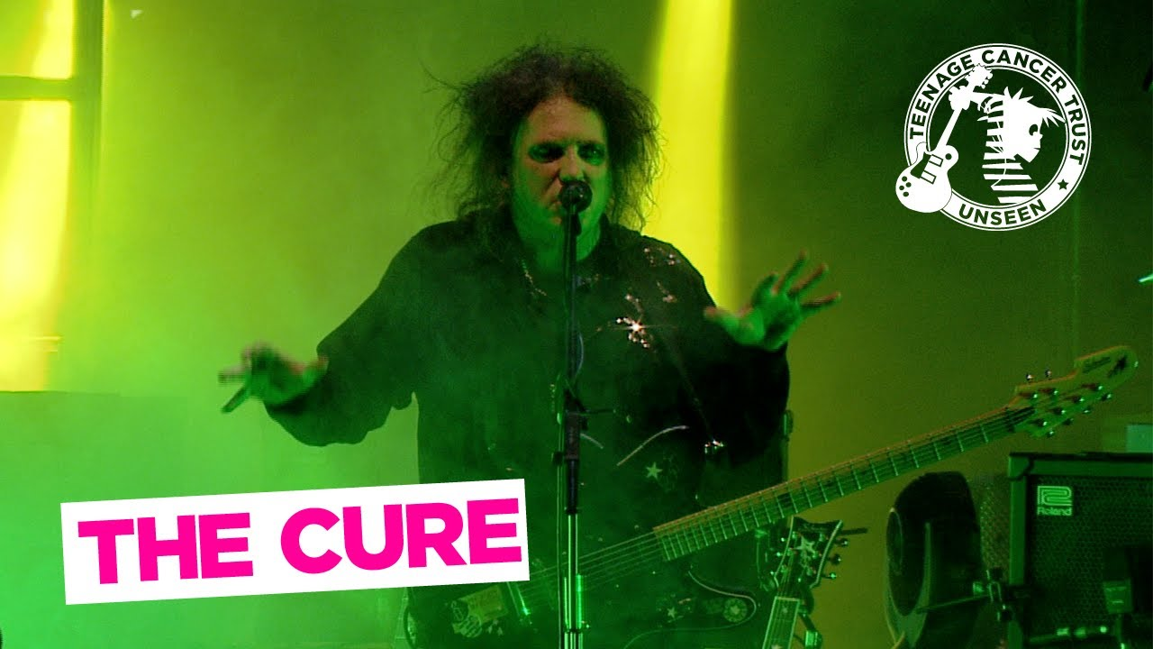 Want - The Cure Live