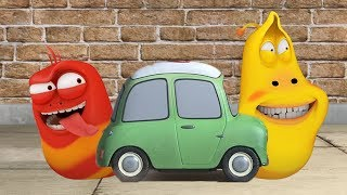 LARVA - TOY CAR | Cartoon Movie | Cartoons For Children | Larva Cartoon | LARVA Official