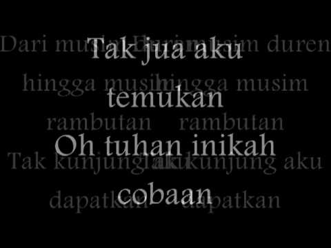 Wali Band - Cari Jodoh (Lyrics on Screen).flv