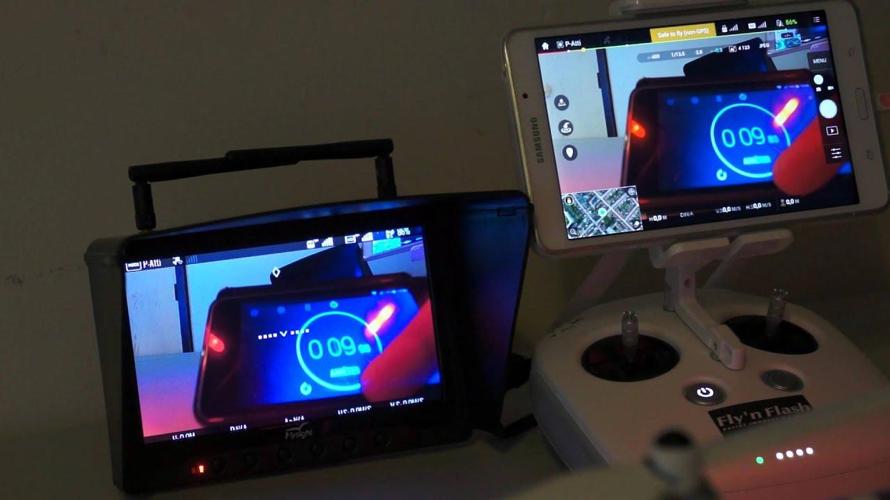 Найти экран phantom выбрать квадрокоптер с видеокамерой