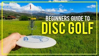 Beginners Guide to Disc Golf: Where to play, Discs to Buy and Trilogy Challenge