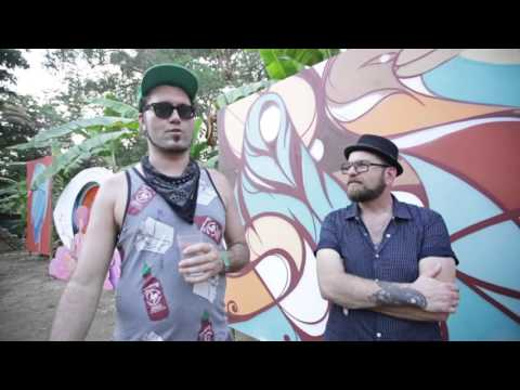 Interview With Beats Antique At Envision Festival
