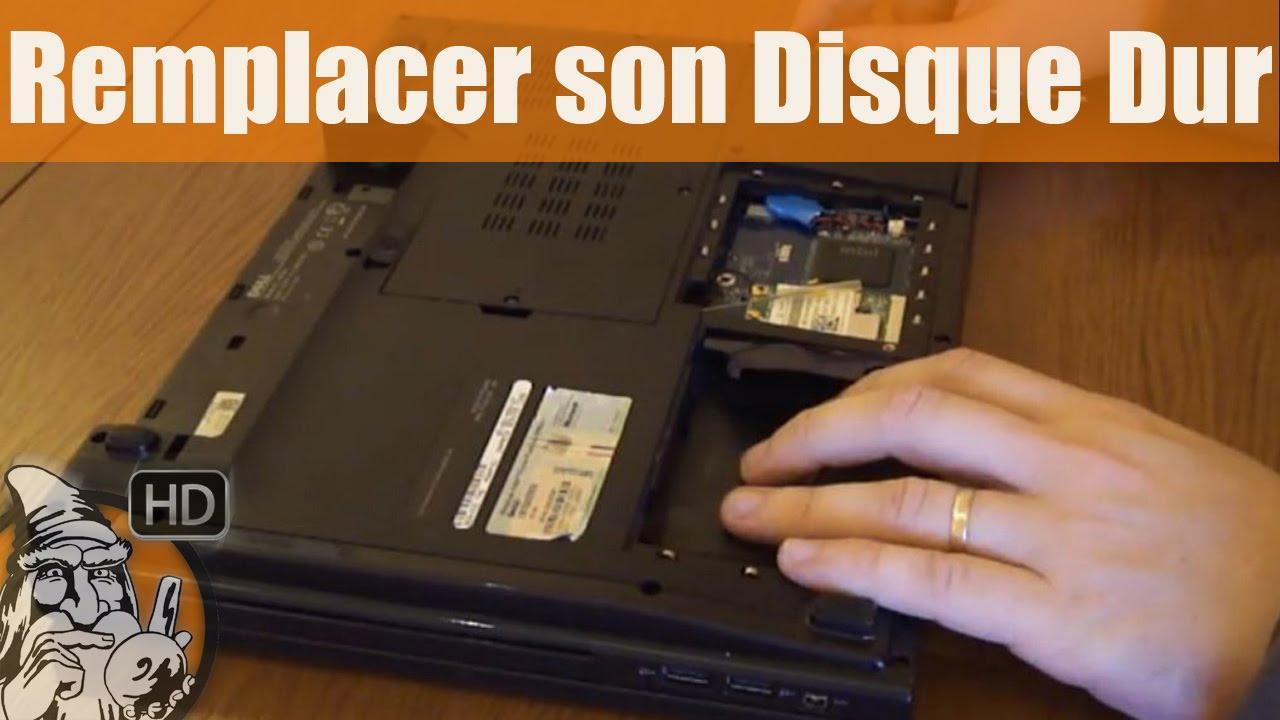 comment remplacer votre disque dur faire 20 youtube. Black Bedroom Furniture Sets. Home Design Ideas