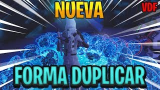THE HIGHEST BUG WITH FORTNITE MATERIALS *INFINITE MATERIALS*!!! - Valentinodas