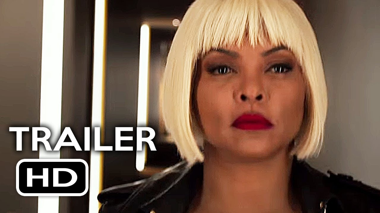 proud mary official trailer 1 2018 taraji p henson. Black Bedroom Furniture Sets. Home Design Ideas