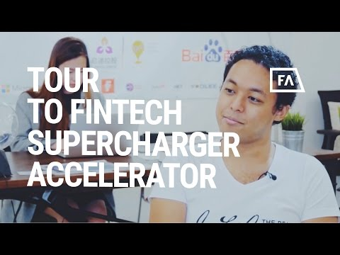 Tour To Supercharger FinTech Accelerator