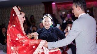 Download Hindi Video Songs - Bringing  groom and bride on the dancing floor ...