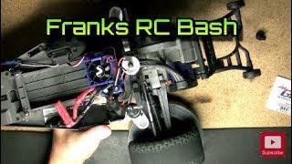 Traxxas Rustler VXL - Rear Axle Upgrade - GPM Aluminum