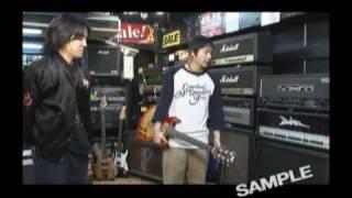 横山健がギターを教える? 教則DVD『横山健/B Class Guitar Lesson』 横山健 検索動画 26