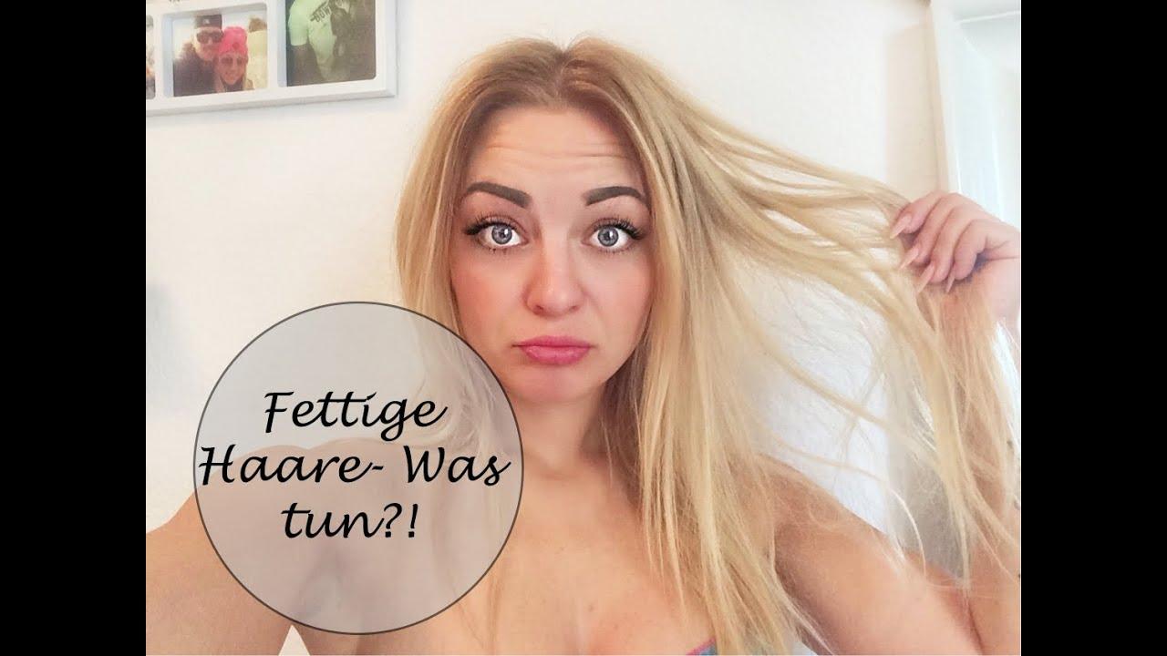 Was Tun Bei Fettigen Haaren? 5 Tipps Frisuren Helfen! YouTube