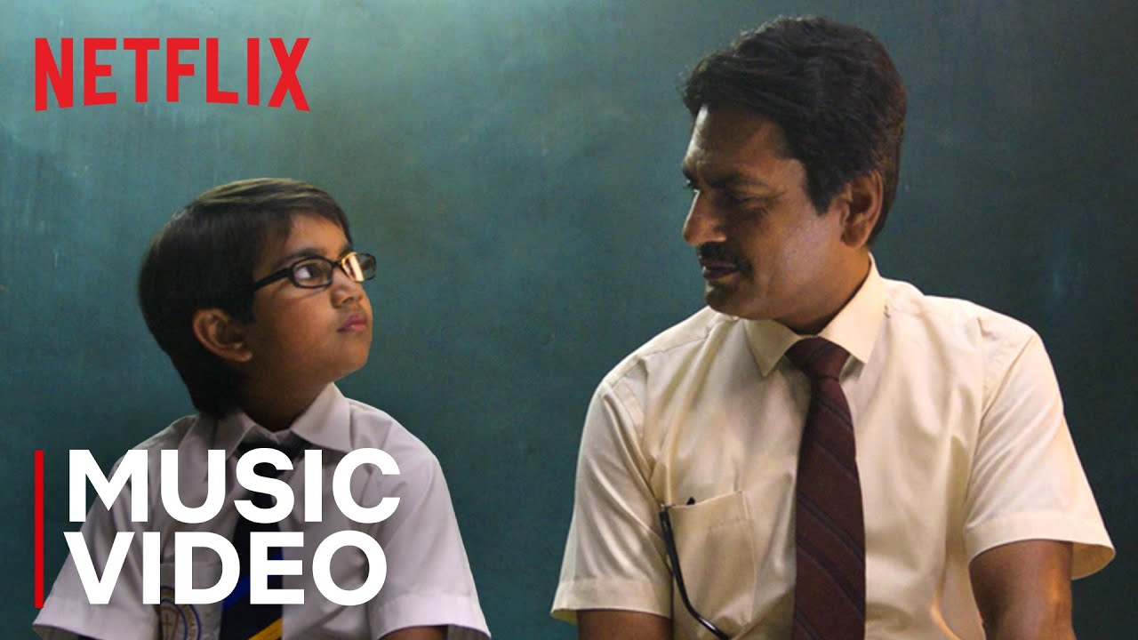Raat Hai Kaala ft. Nawazuddin Siddiqui | Music Video | Serious Men | Netflix India