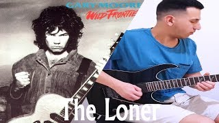 Gary Moore - The Loner Cover