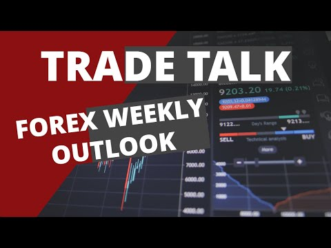 Weekly Forex & Crypto Outlook  12 21 through the 24th
