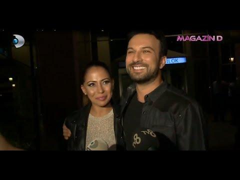 Tarkan eşi Pınar Dilek ile Birlikte ilk Kez Röportaj Verdi | MAGAZİN D