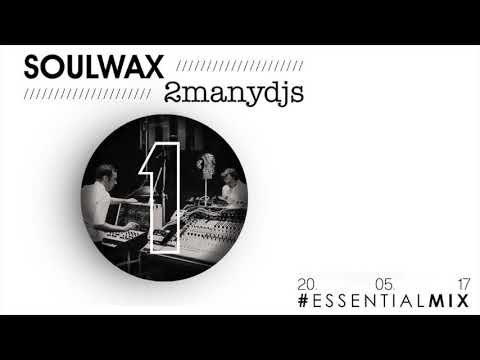 Soulwax / 2manydjs Essential Mix 2017